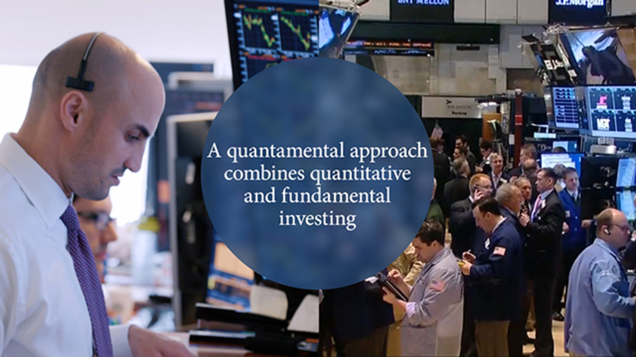 "PIMCO's ""Quantamental"" Approach to Investing"