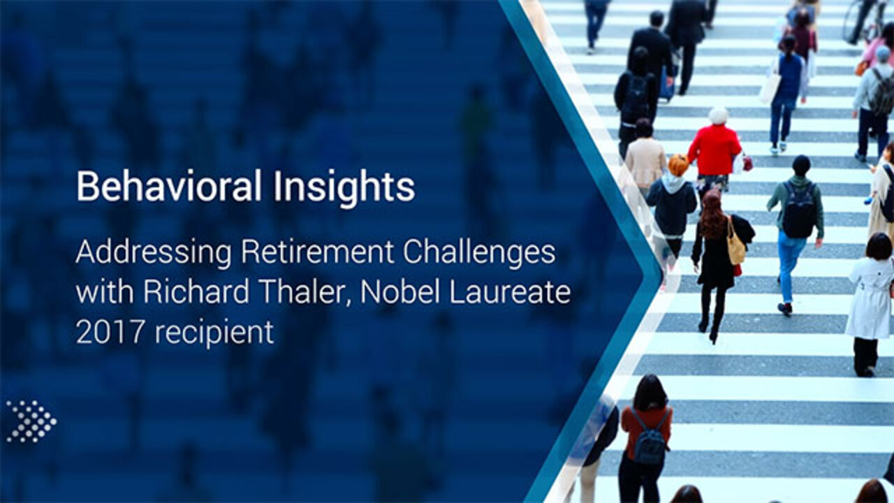 Behavioral Insights: Addressing Retirement Challenges