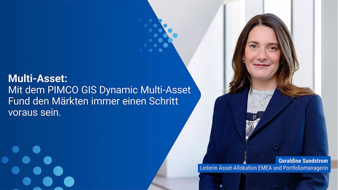 Mit dem PIMCO GIS Dynamic Multi-Asset Fund den Märkten immer einen Schritt voraus sein