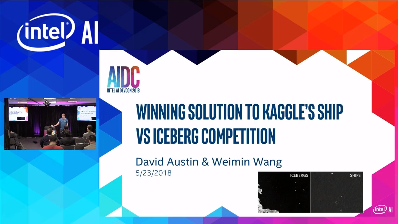 Winning Solution to Kaggle's Most Popular Ever Image Classification  Contest: Ships vs Icebergs