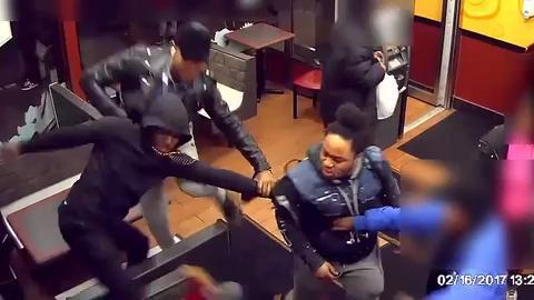 Man beaten to pulp after offering to pay for attackers' meal