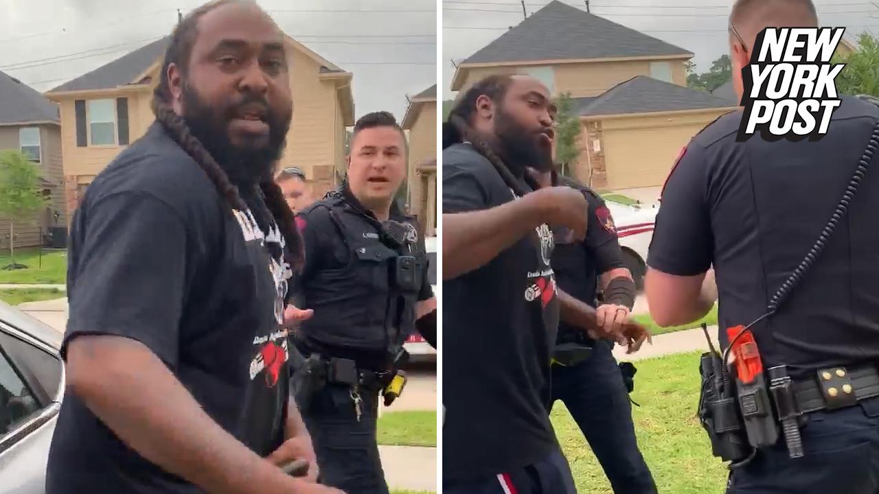 Deputy tried to arrest black man after mistaking him for fugitive: video