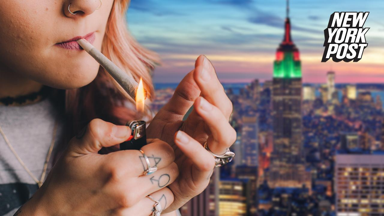 Inside New York's hottest illegal weed speakeasy
