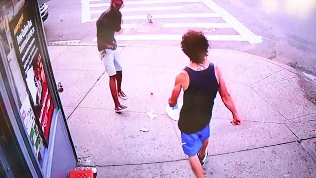Shocking video captures man's murder outside of bodega