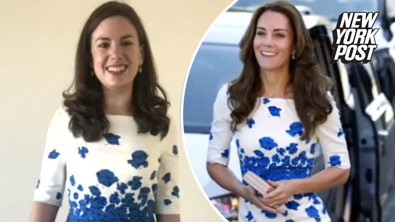 I'm obsessed with Kate Middleton