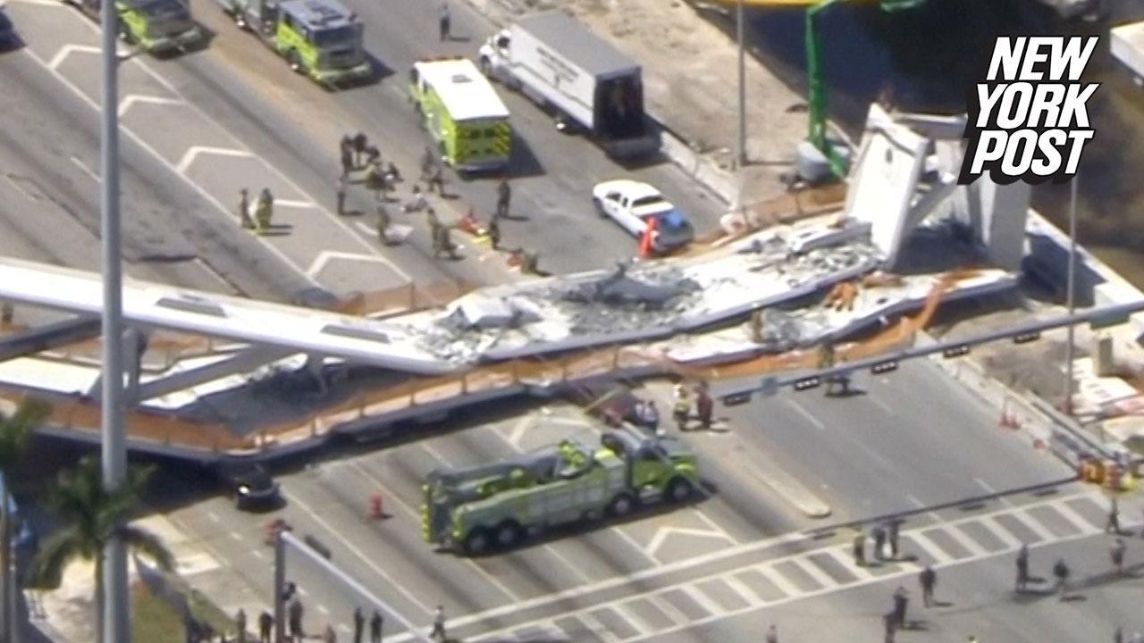 Florida Bridge Collapsed Right After Stress Test Quick On Board Junction Tester