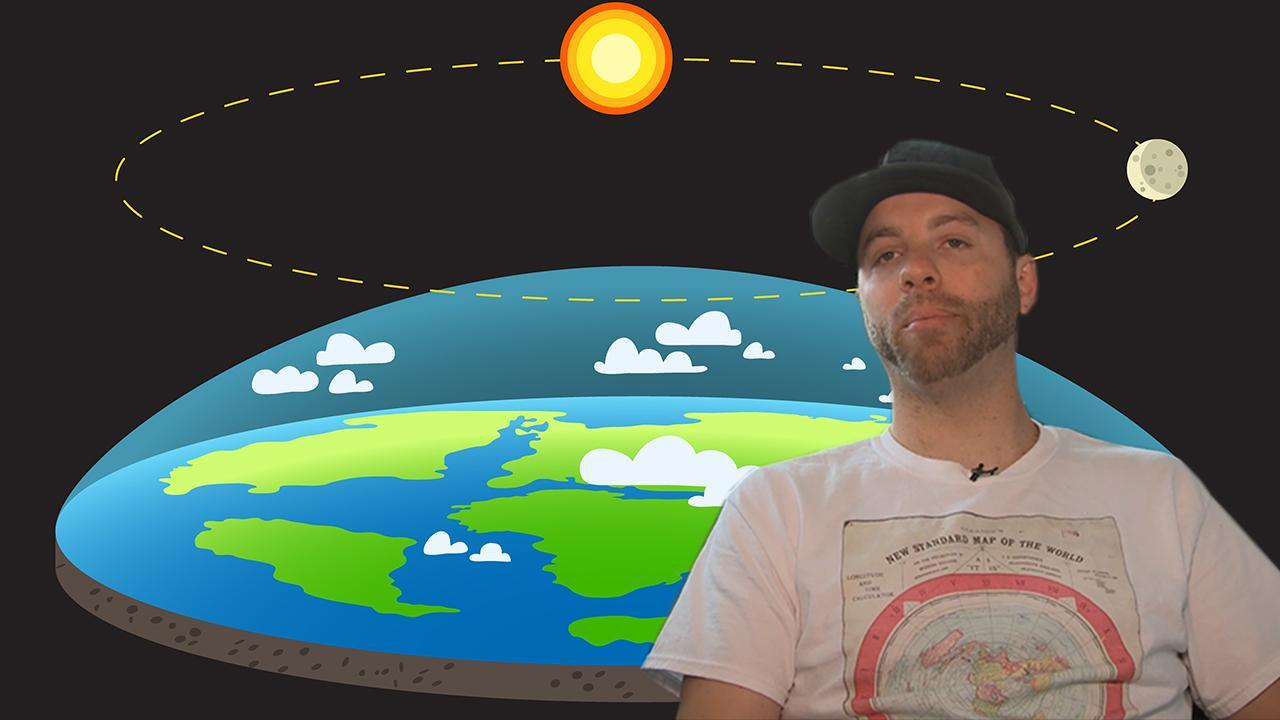 Flat Earth Map Ice Wall.Flat Earth Conspiracy Theorist Believes The World Is Surrounded By A