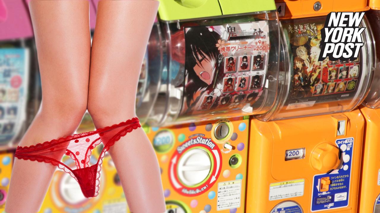 Japanese Girls Wet Panties