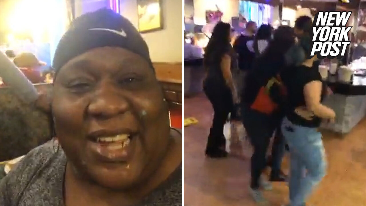 95262fb83047 Video shows massive brawl over crab legs at Chinese buffet