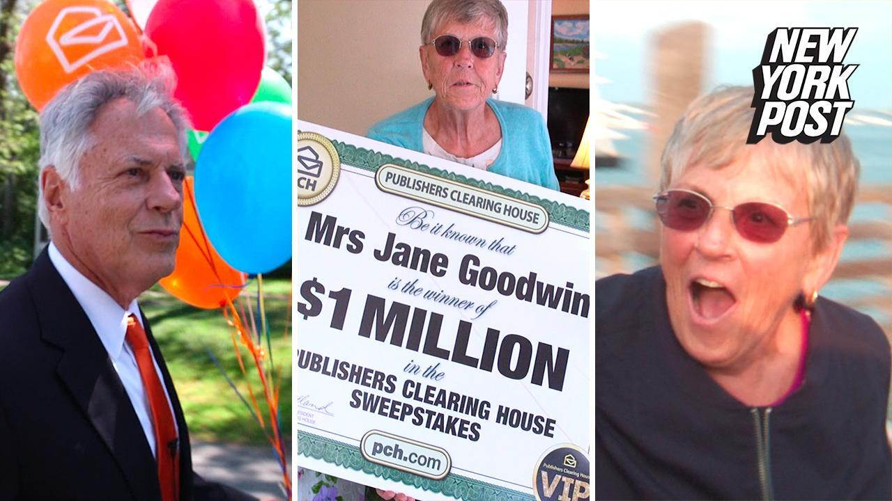 Video: How Publisher's Clearing House tracks down their