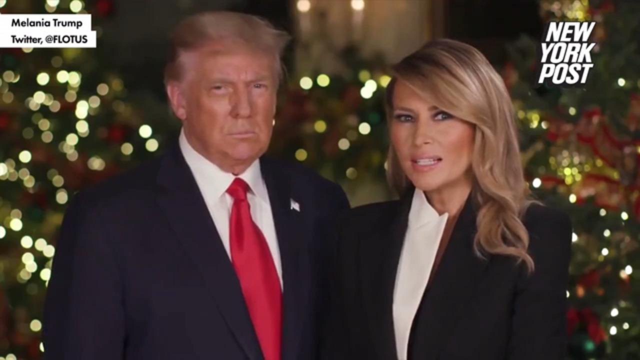Trump White House Personalized Christmas Letter 2021 Donation Ehsybx92 Hhkcm