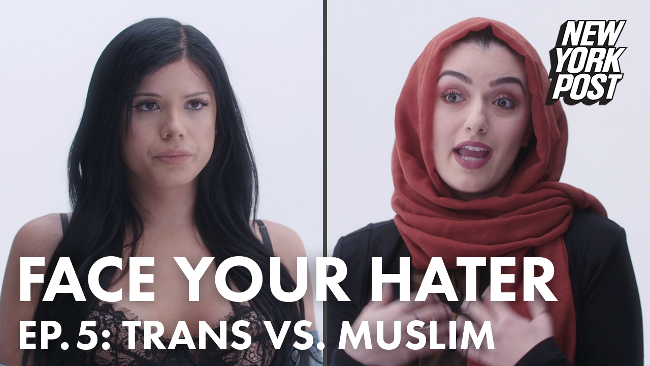 It is a sin for me and my religion': Muslim tells trans woman (Video ...