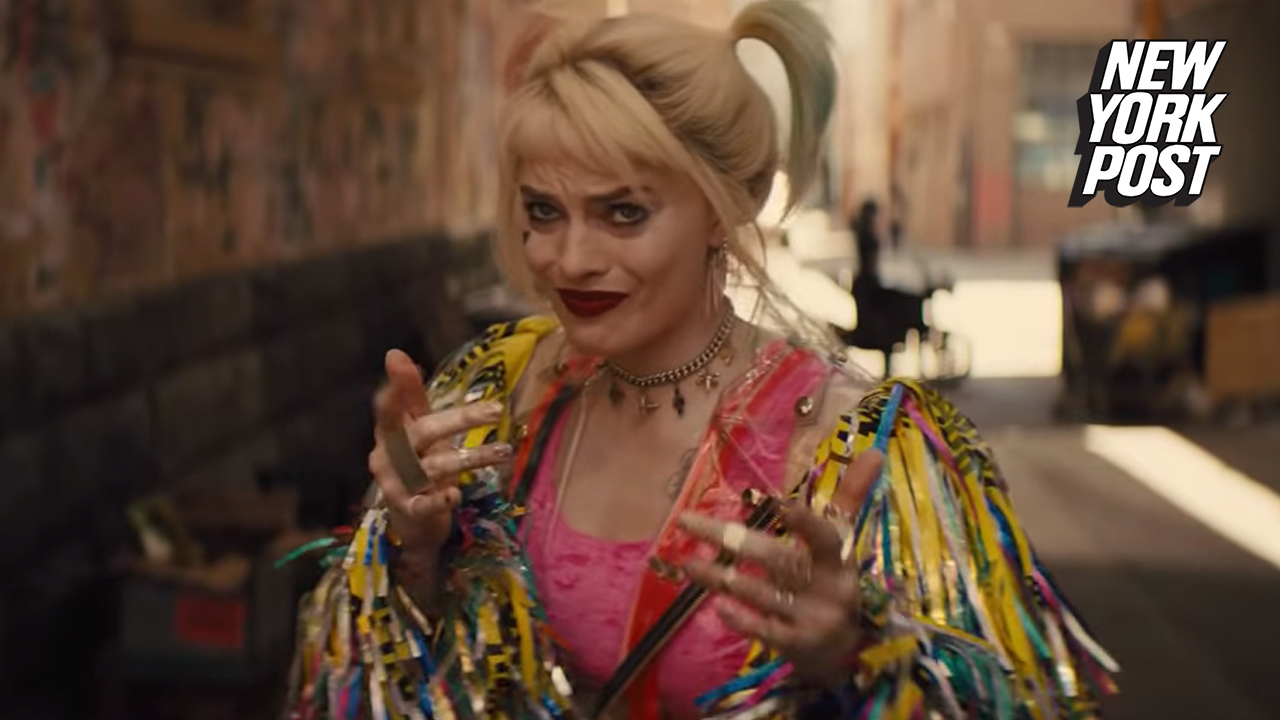 Birds Of Prey Gets New Title After Crashing At Box Office