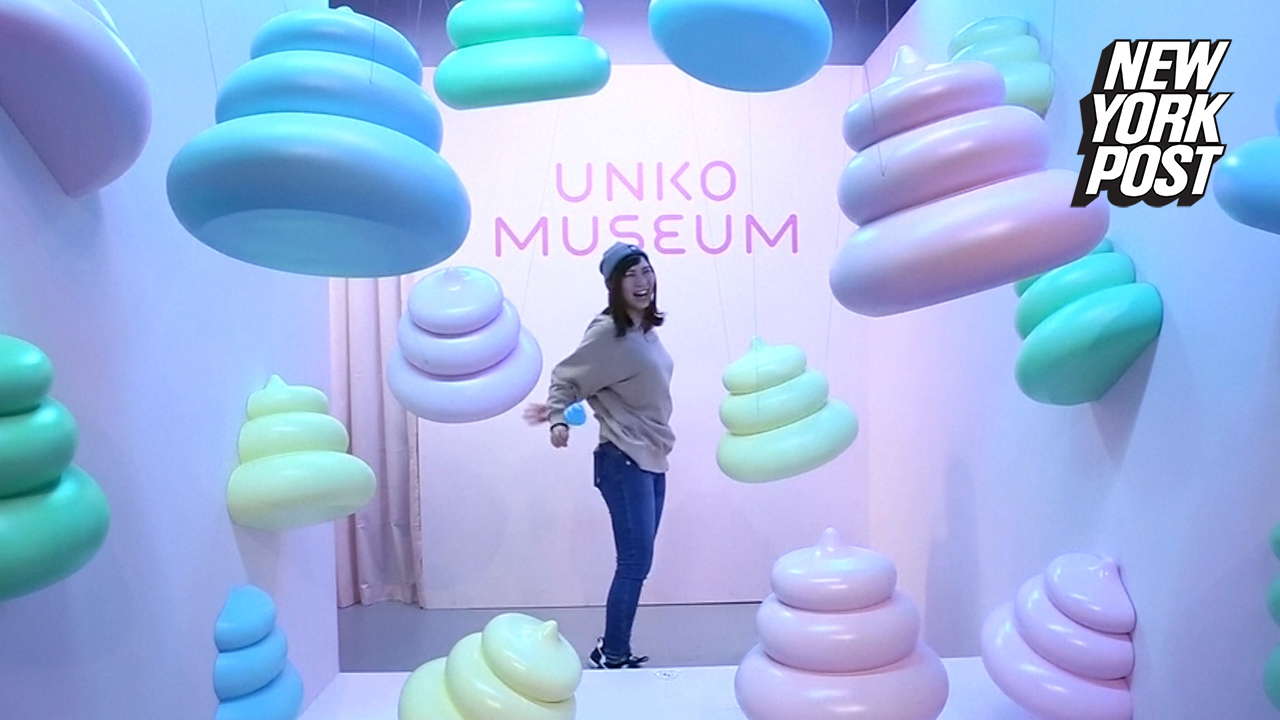 'Poop Museum' hits a new low for the selfie-obsessed