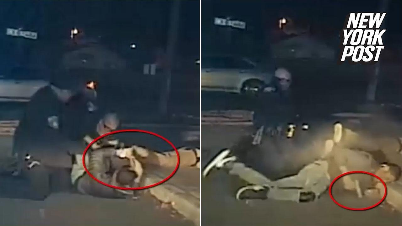 Dashcam shows teen firing at cops before being fatally shot