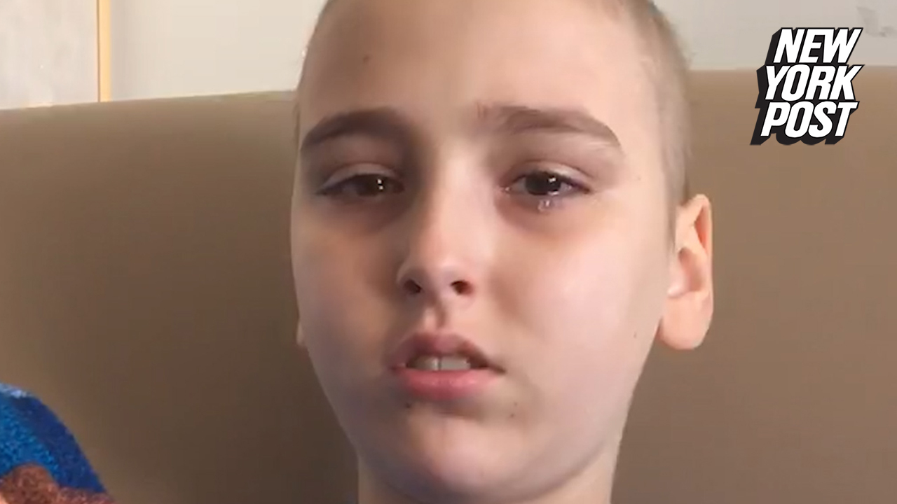 Teen with leukemia pleads to get out of CPS-required chemo