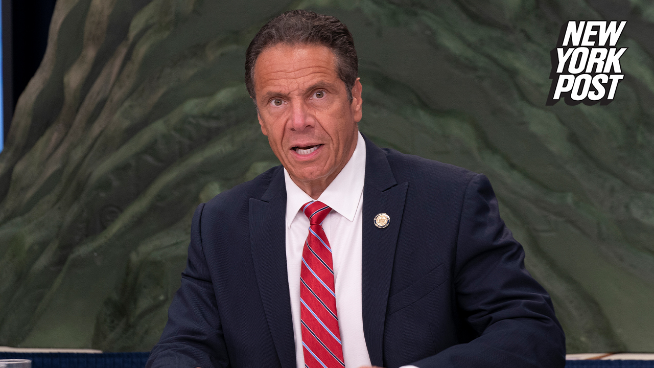 Cuomo Blames The Post When Pressed On Probe Of Nursing Home Deaths