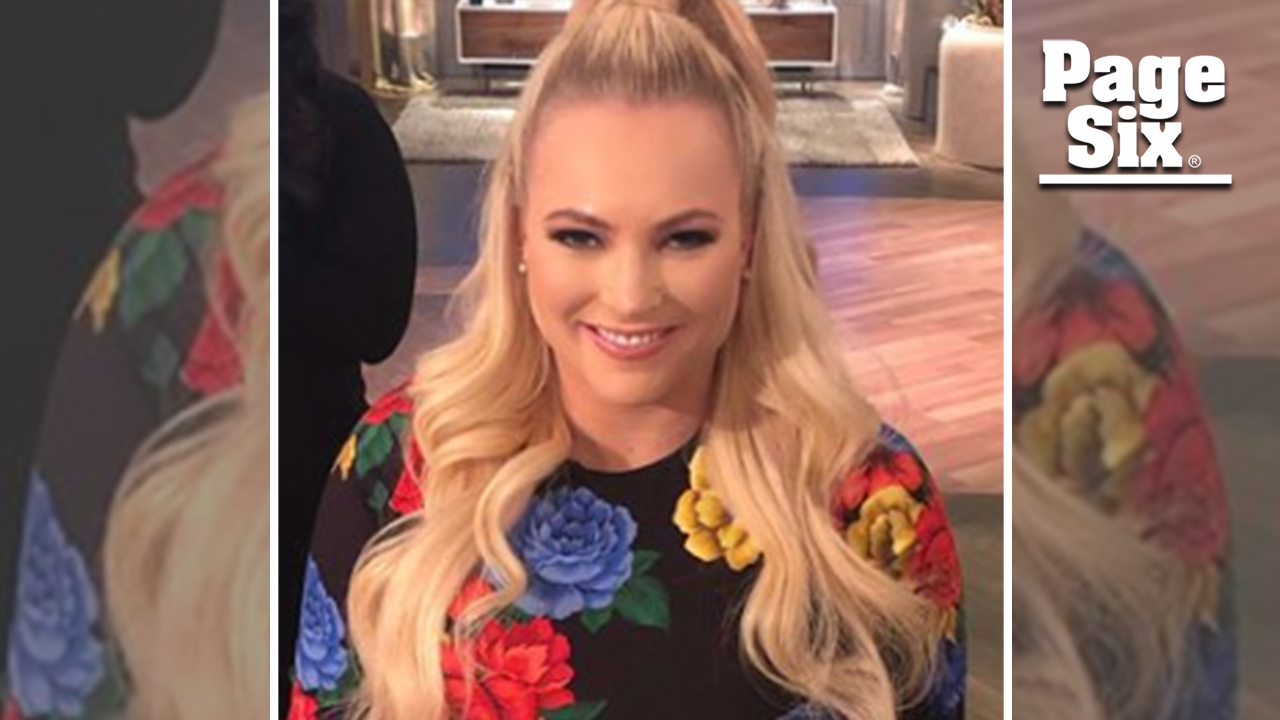 Meghan McCain's biggest outbursts on 'The View'