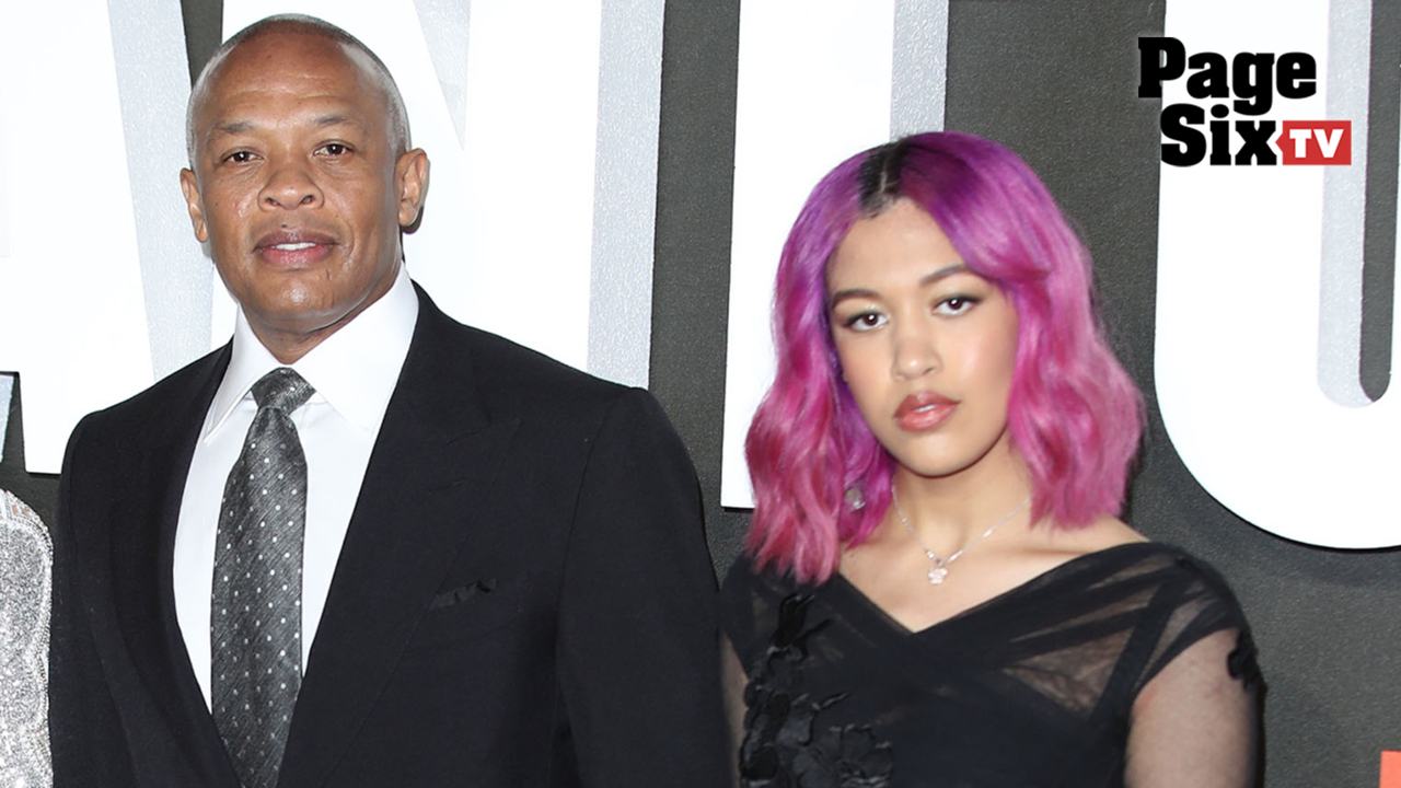 Dr. Dre caused some major daughter drama with one USC joke