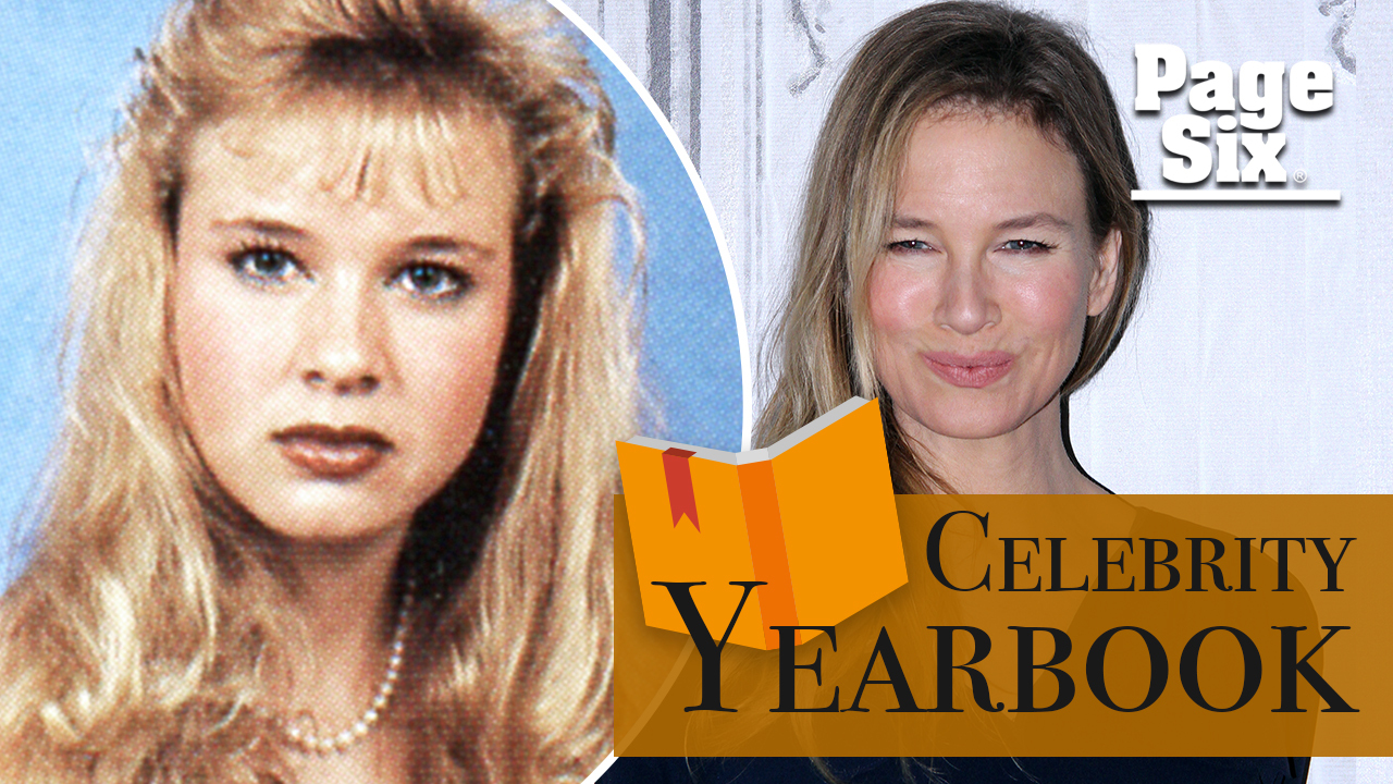 Renée Zellweger went from cheer academy to the Academy Awards