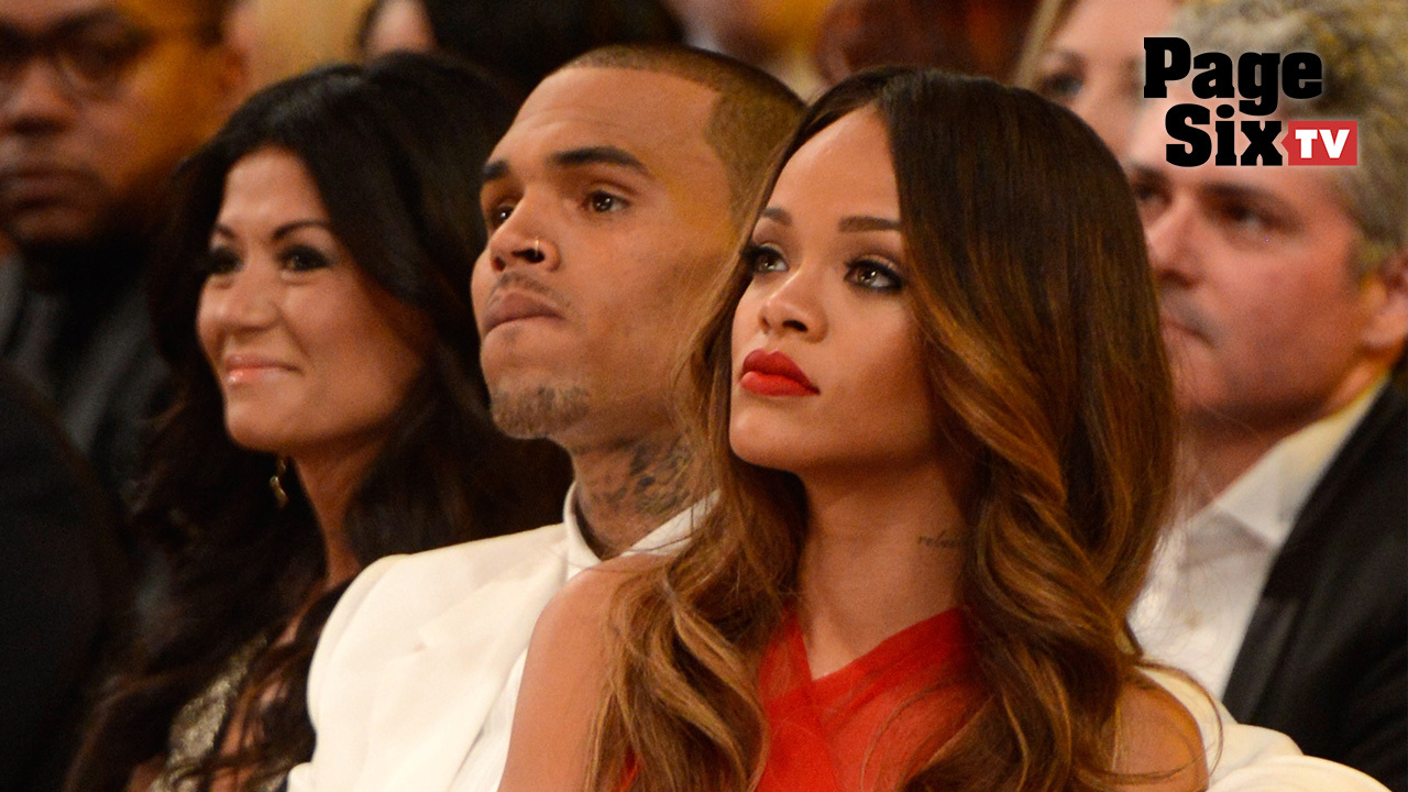 is chris brown and rihanna dating now