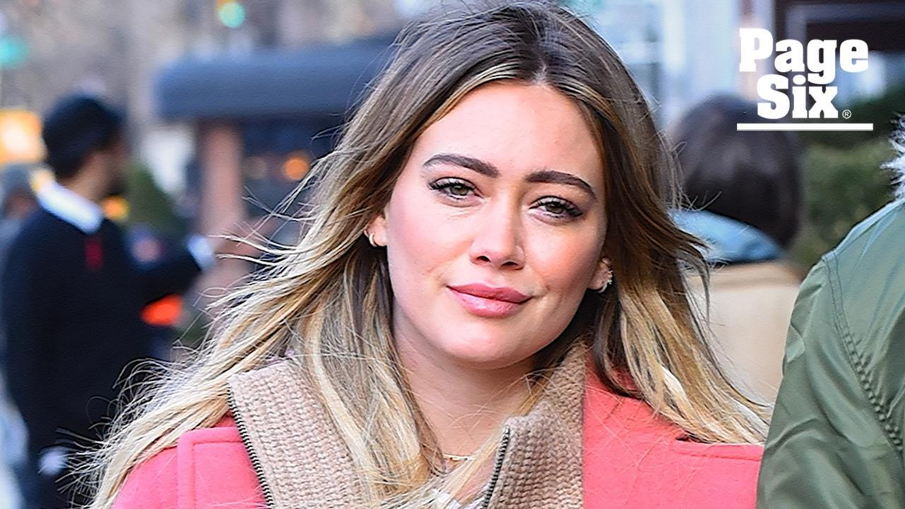Hilary Duff\'s neighbor told cops her boyfriend attacked him | Page Six