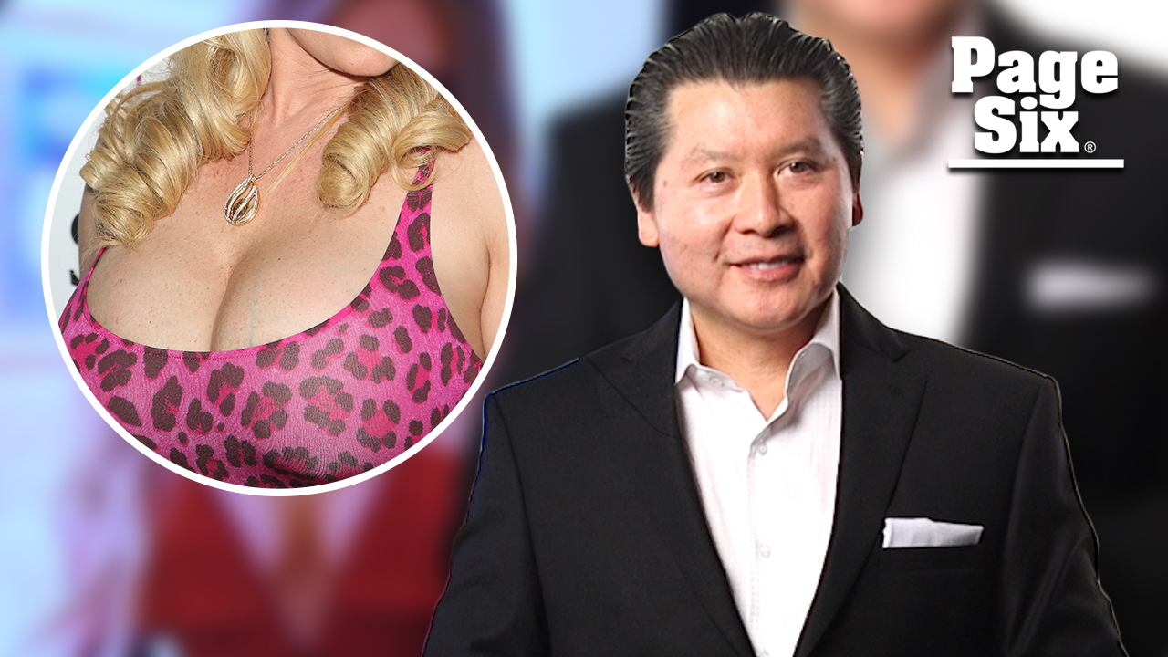 Celebrity plastic surgeon breaks down breast implants