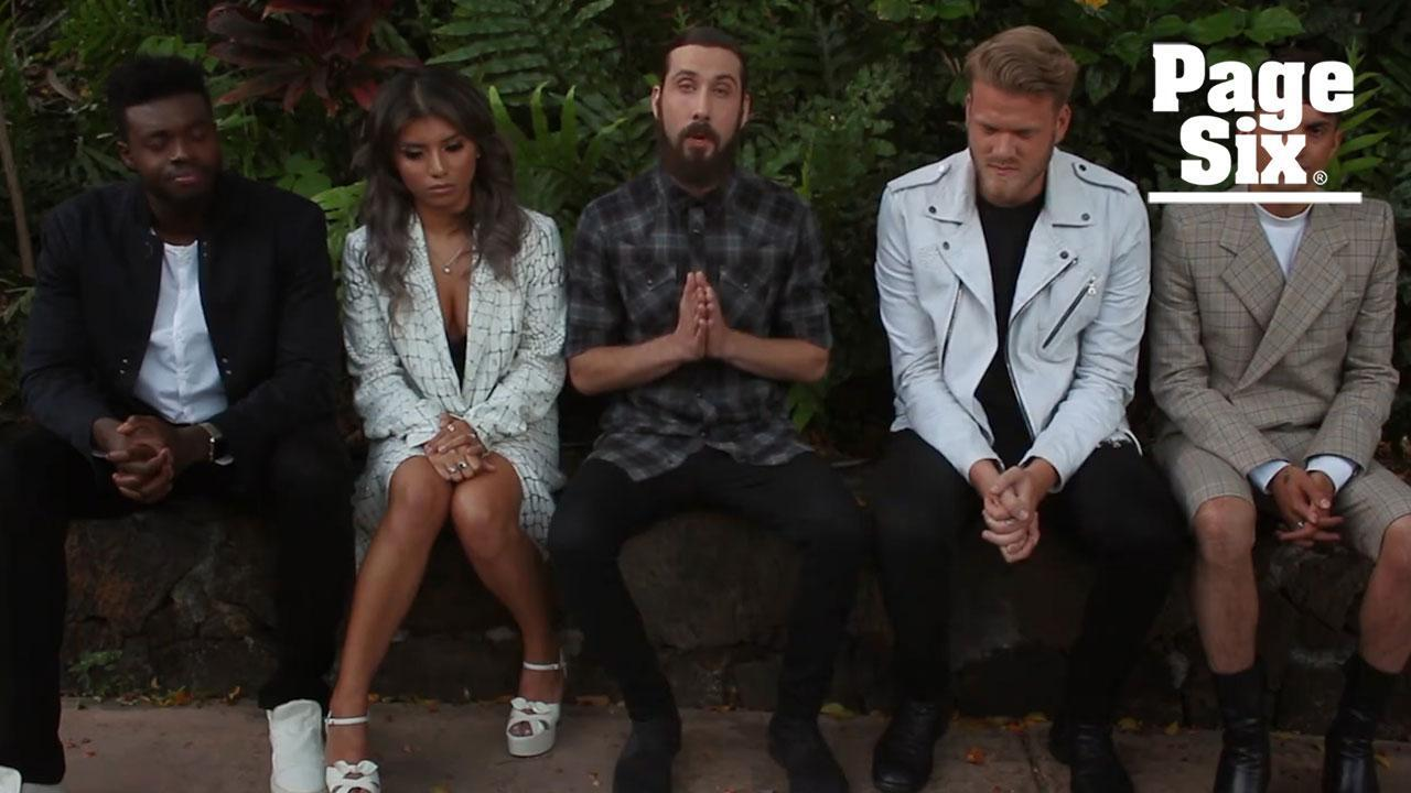 Pentatonix member announces he's leaving the group | Page Six