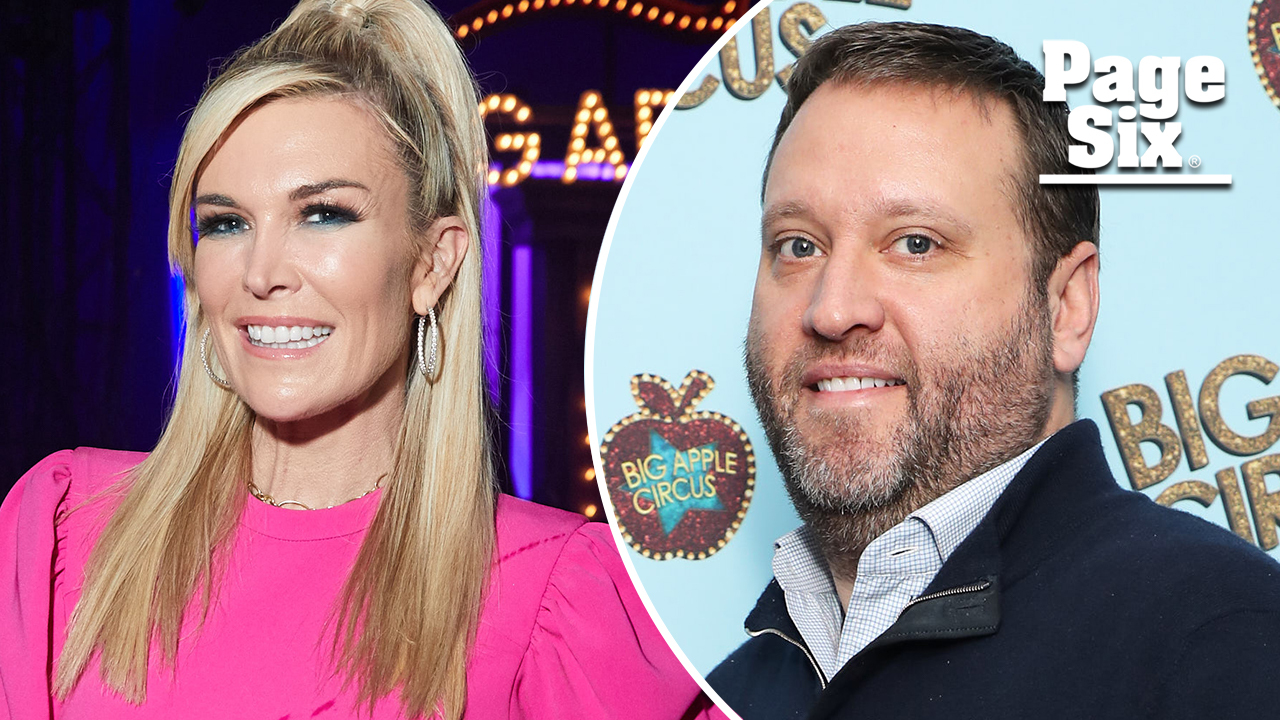 Tinsley Mortimer's engagement tops the week in 'Housewives' news