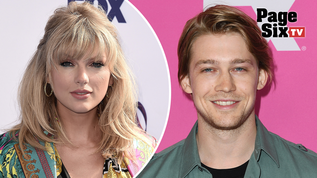 Is Taylor Swift moving in with her British 'Lover'?