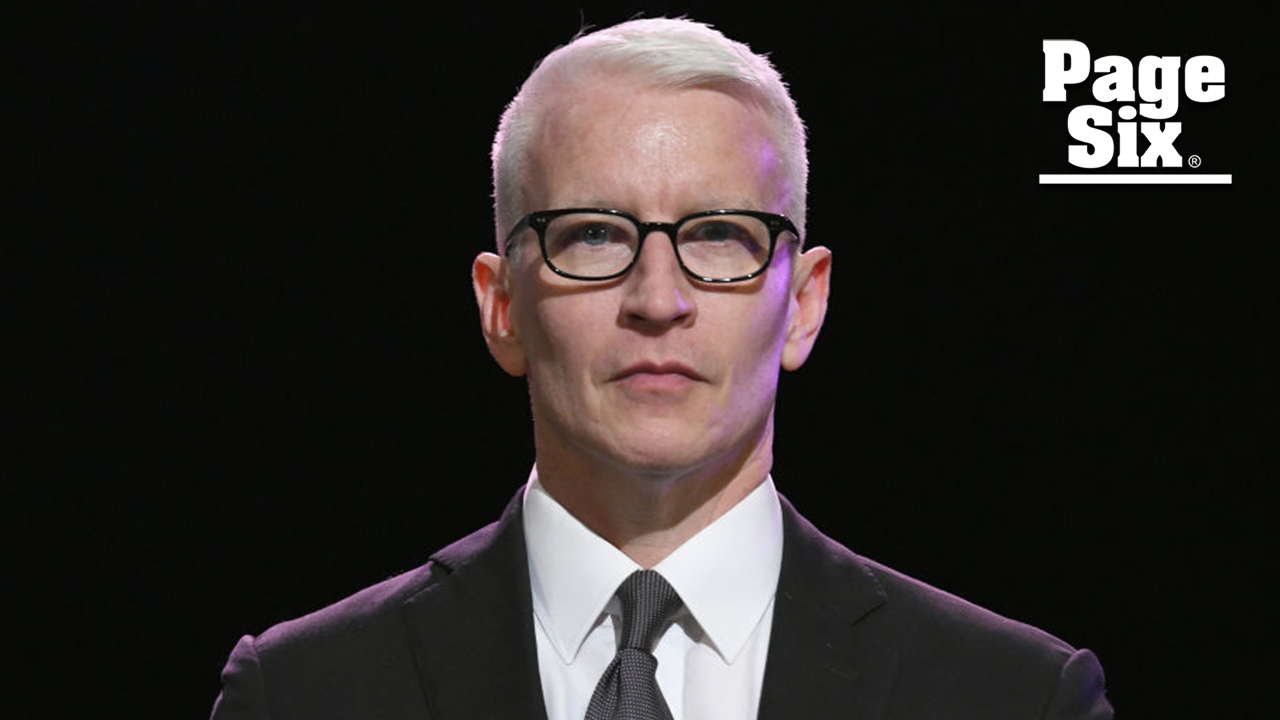 About Anderson Cooper