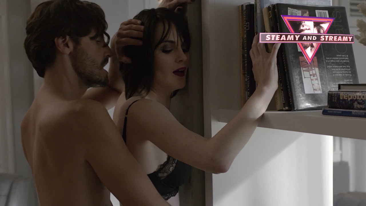 Steamy and Streamy: See A Play-By-Play Of The Hottest Sex Scene To Ever Air  On TV