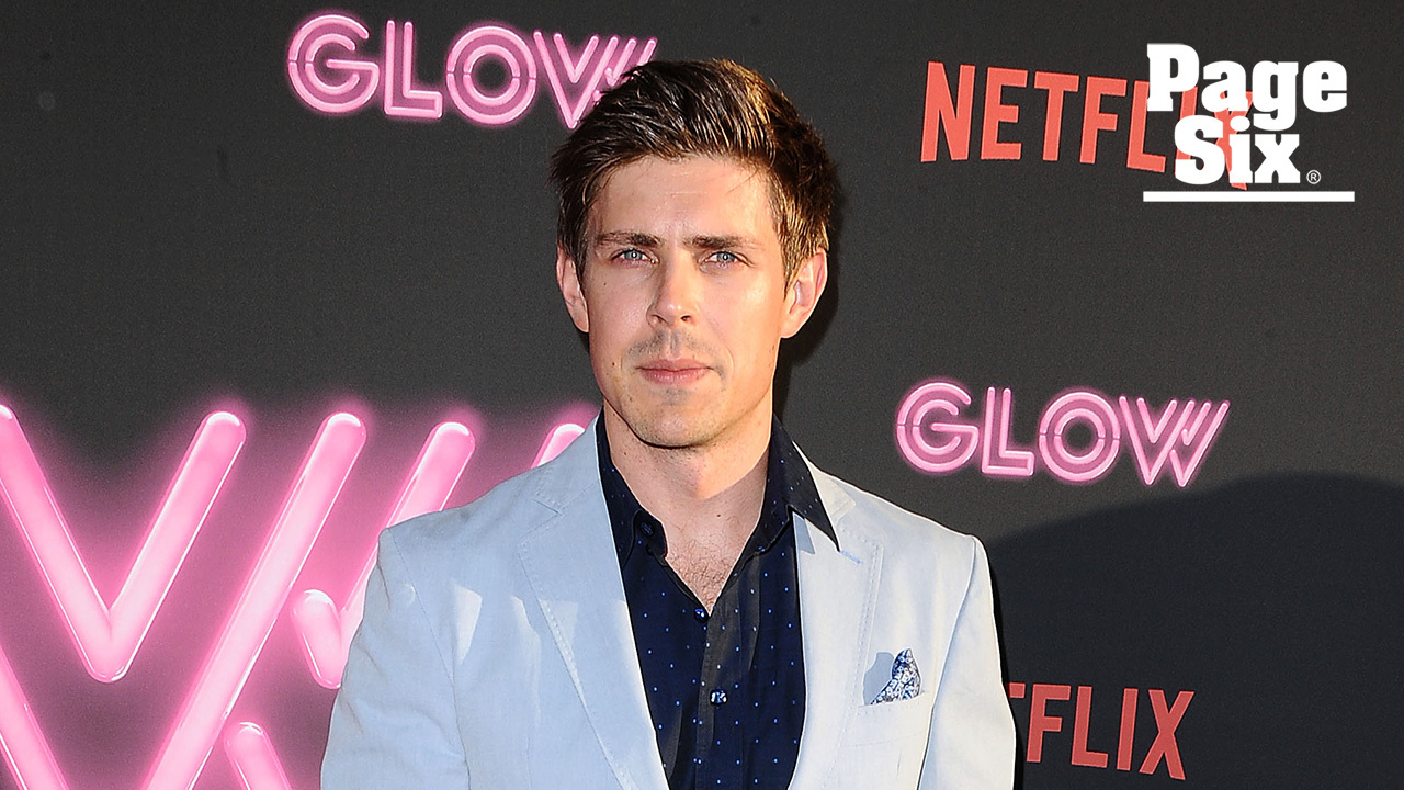 Ancesnored chris lowell reveals who on 'glow' is the most badass