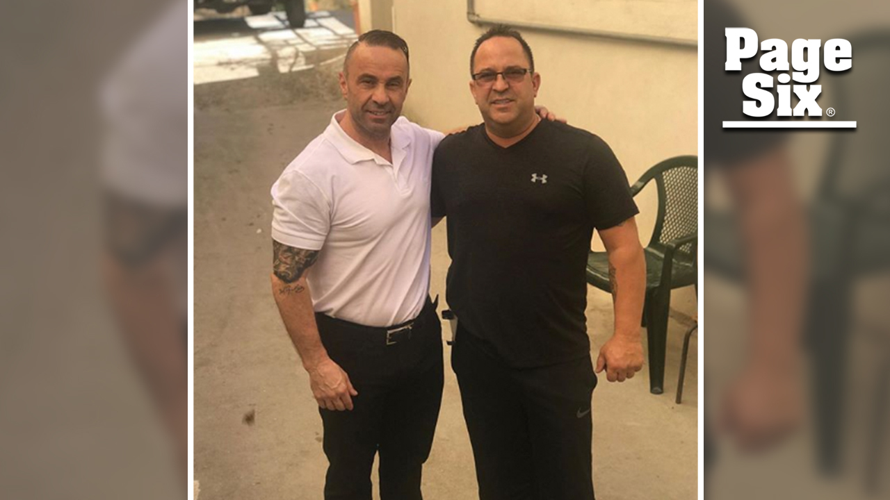 Joe Giudice is living it up in Italy and more 'Housewives' news