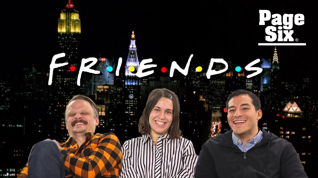 'Friends' 25th anniversary: the one with three people who've never watched