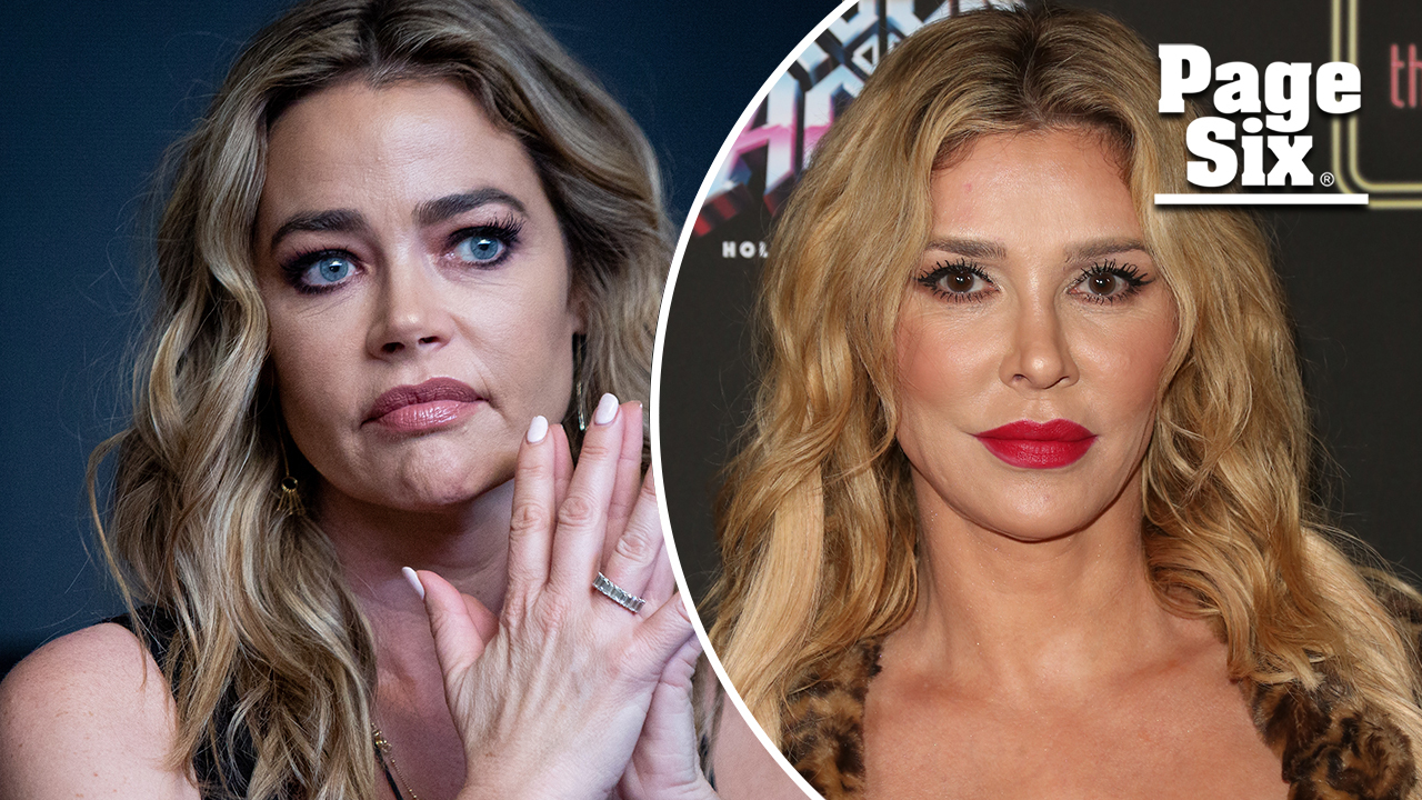 Denise Richards' alleged affair and more 'Housewives' news