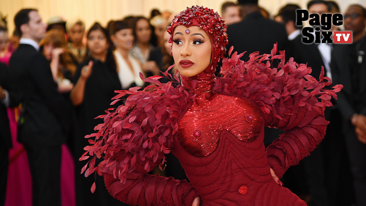 Cardi B: Why top designers won't lend to some A-listers