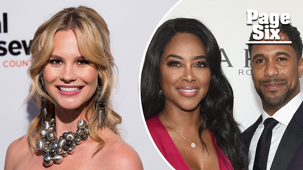 Kenya Moore's rocky marriage and more 'Housewives' news