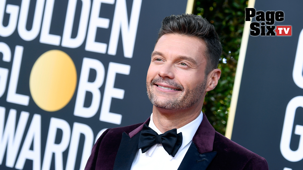 See Ryan Seacrest's major 'glow up' from his high school days