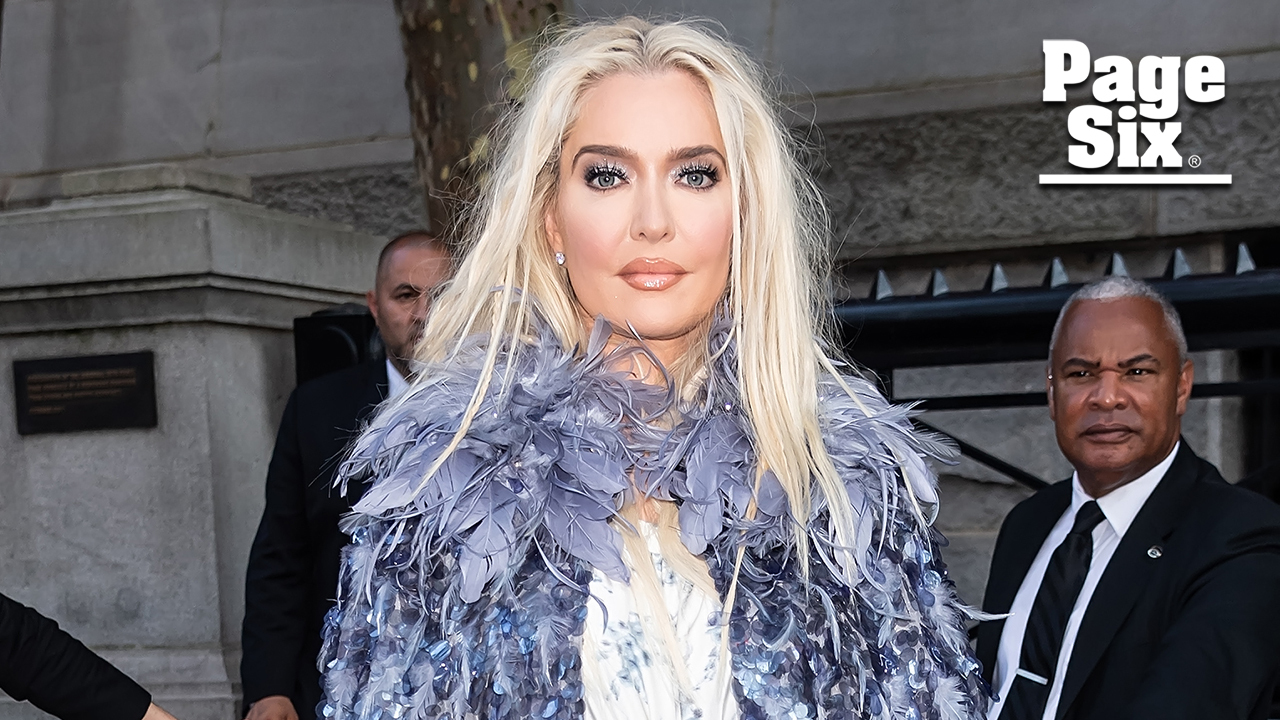 Erika Jayne takes Broadway and more 'Housewives' news