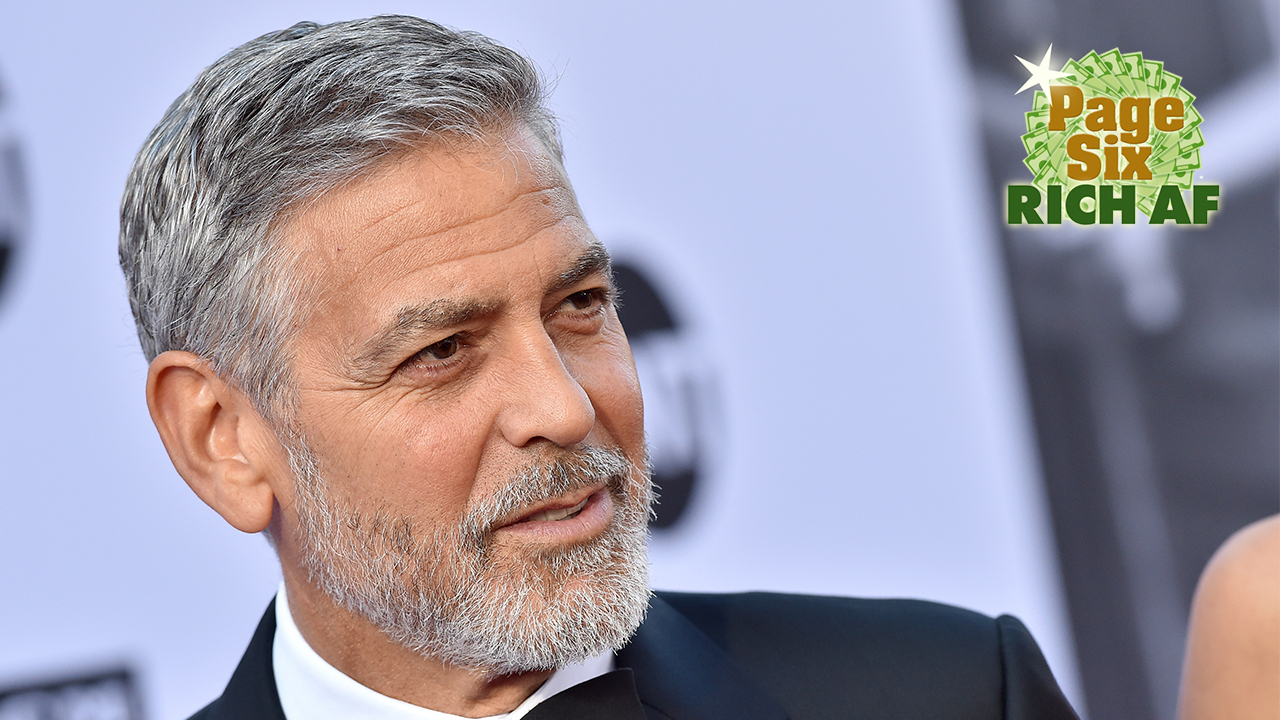George Clooney's $500 million net worth includes coffee and tequila