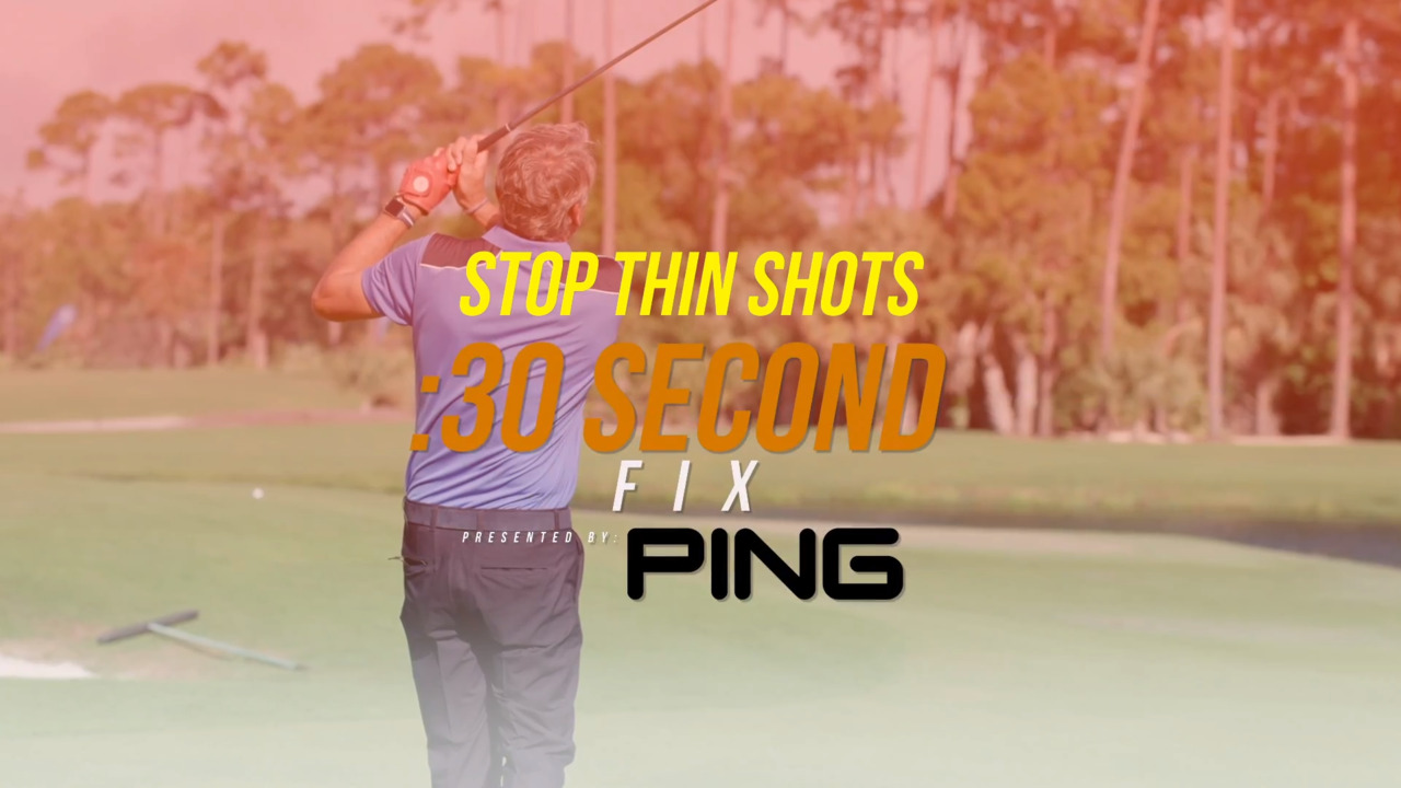 This is the No  1 problem for golfers who can't break 80 - Golf Grip