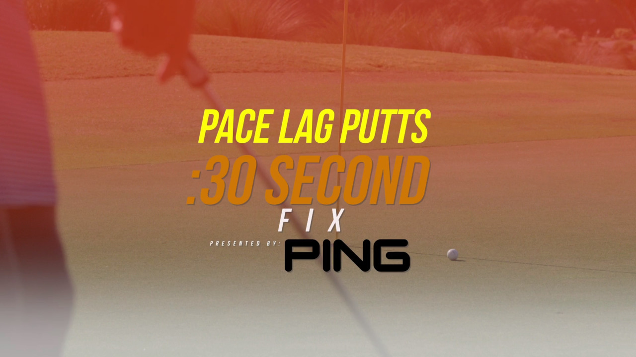 Top 100 Teacher: My foolproof 'flamingo' drill will improve your putting