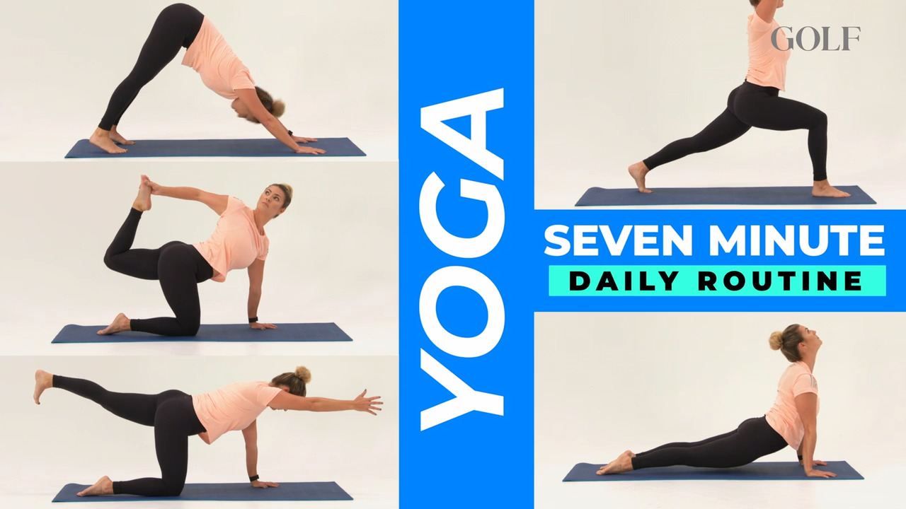 Flow Into Form Seven Minute Daily Yoga Routine With Amanda Balionis
