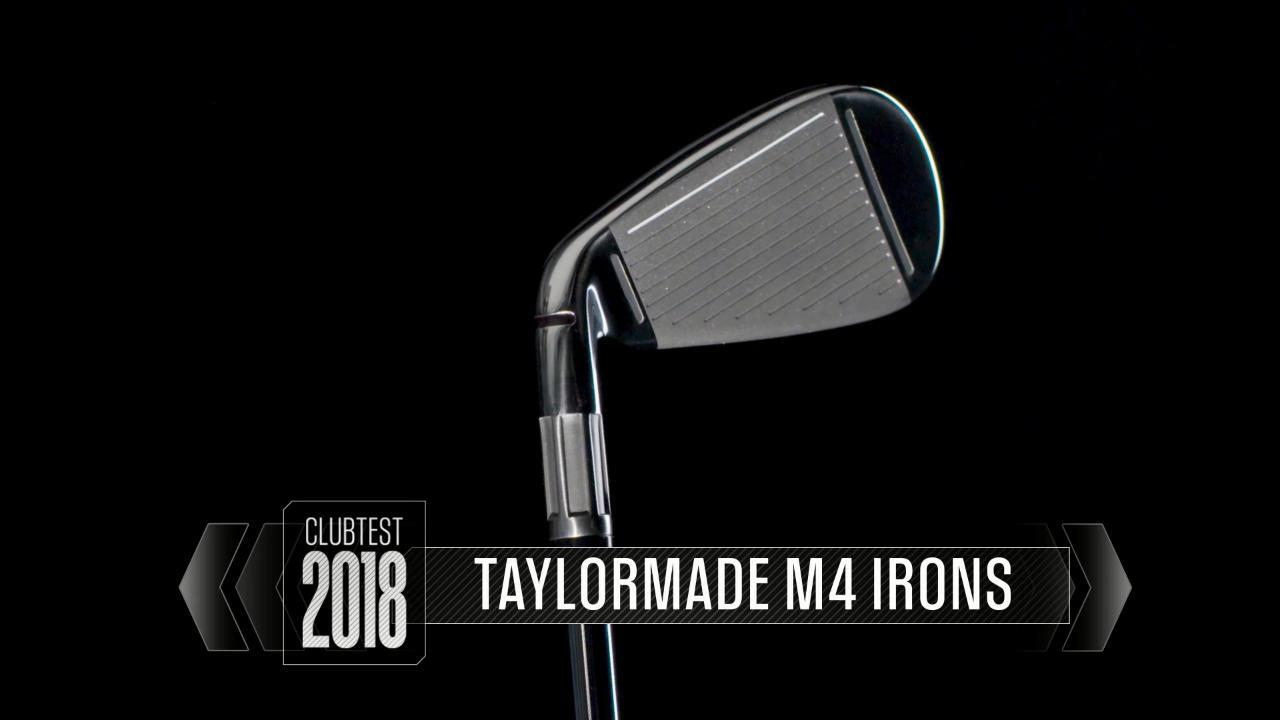 TaylorMade M CGB irons review: ClubTest 2018