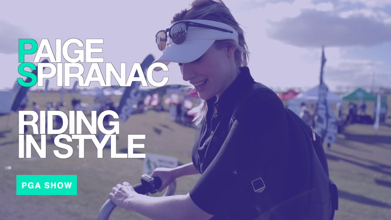 Sun Mountain's FinnCycle is a fun way to speed up play - Golf
