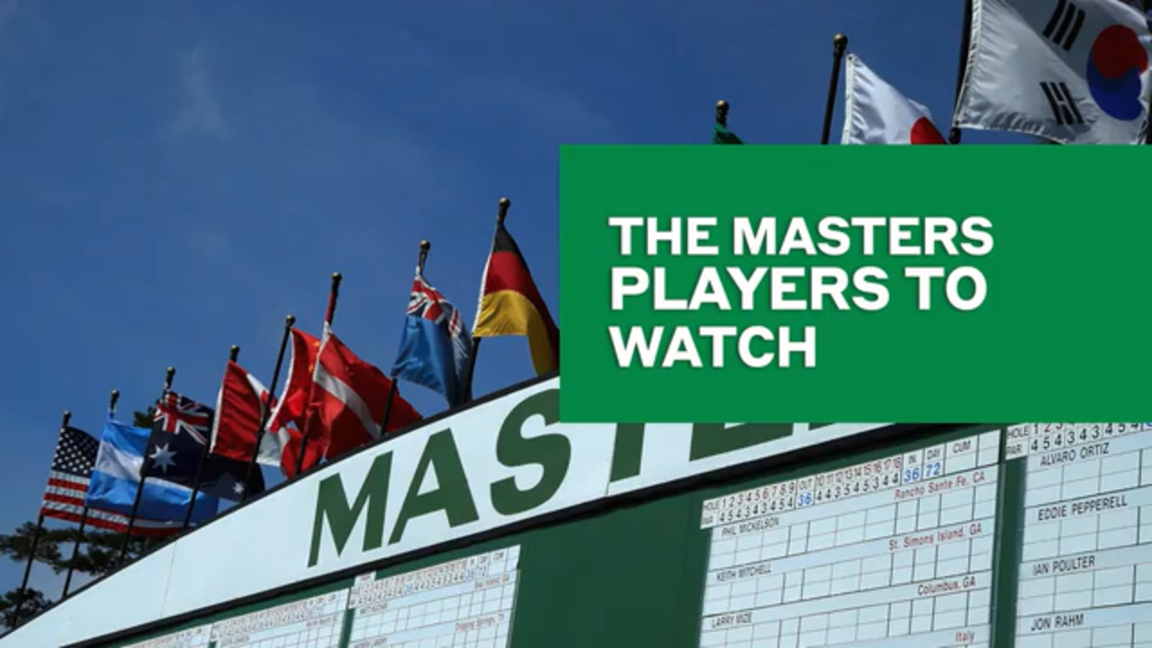 50841363 Masters 2019: Tiger Woods' Nike 'Frank' polo shirt won't come cheap