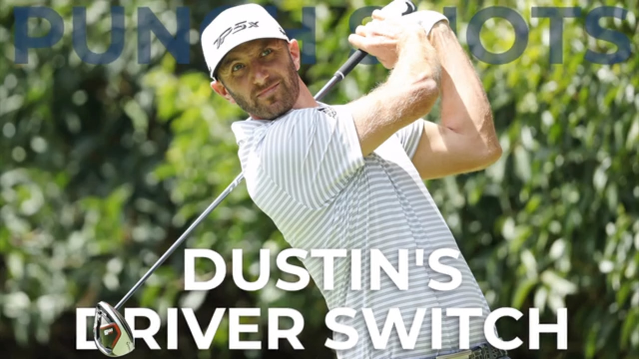 Updated Masters odds: Dustin Johnson the favorite at Augusta