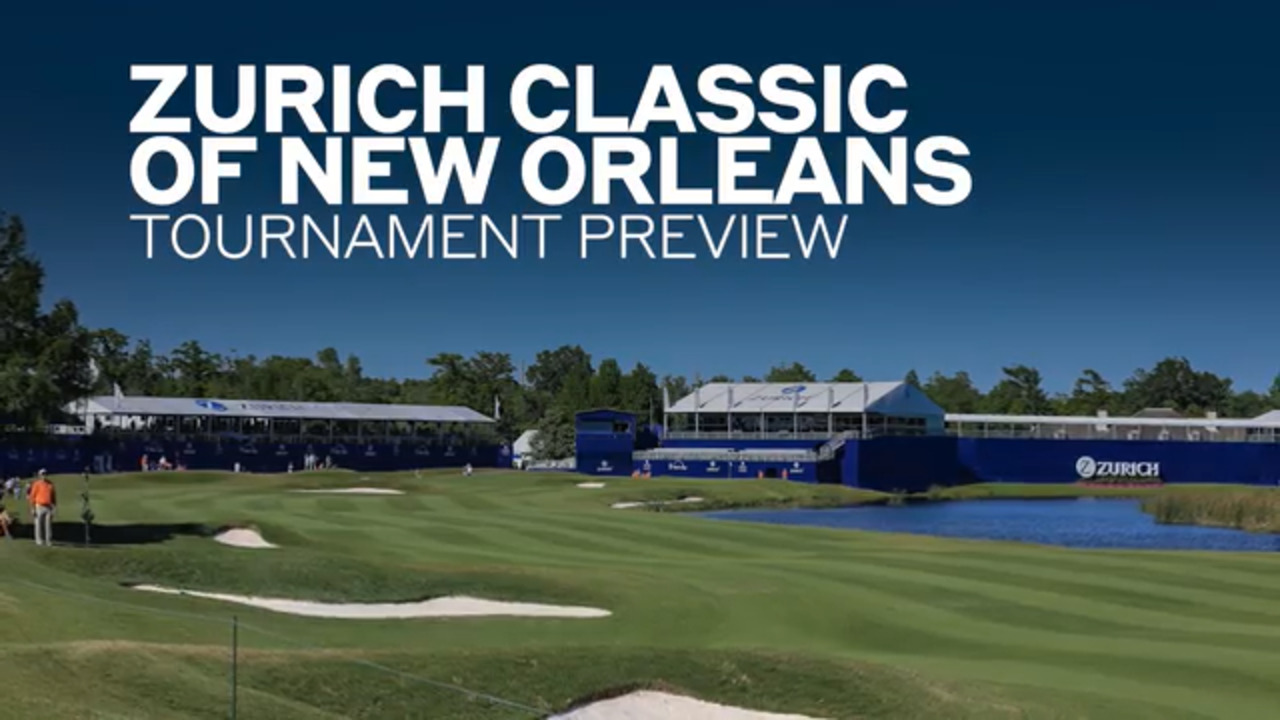 Here's what you missed from Round 1 of the Zurich Classic - Golf