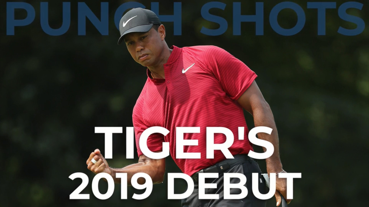 It's official: Tiger Woods has new TaylorMade irons, driver in his bag for 2019